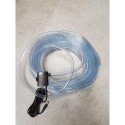 Managuera atoxica para auto rellenador blau