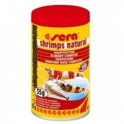 Sera Shrimps Natural ( Comida para gambas )