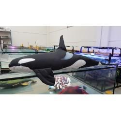 ALMOHADA - PELUCHE : ORCA