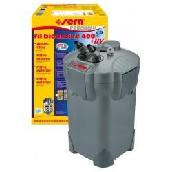 sera fil bioactive 400 + UV ( Filtro externo )