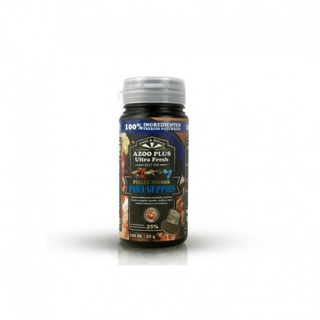 PELLET PREMIUM ROYAL GUPPY 120 ML/53 g