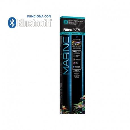 32w 61-85cm Pantallas de Iluminación Bluetooth Fluval Sea Marine Spectrum 3.0