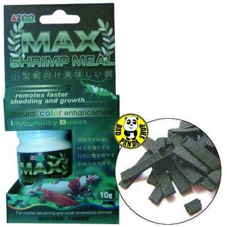 MAX SHRIMP MEAL 10g Azoo ( Comida especial caridinas )