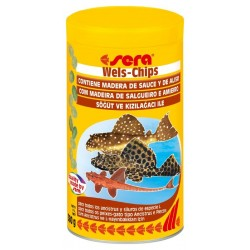 Sera wels Chips 1.000 ml