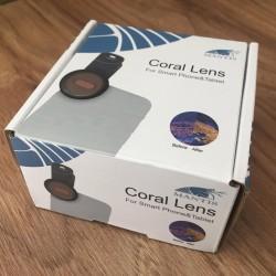MANTIS, Coral Lens