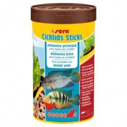 Sera Cichlids Sticks 1000