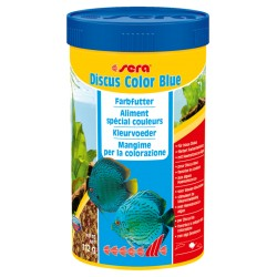 Sera Discus Color Blue 250 ml