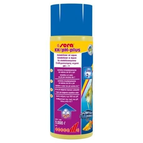 sera KH/pH-plus 500 ml ( Para subir el PH / KH )