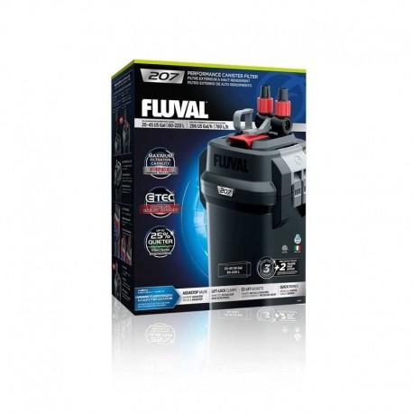 Fluval Serie 207 Filtro Externo