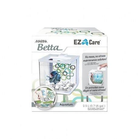 Bettera Ez Care 2,5 lts Marina - Negro