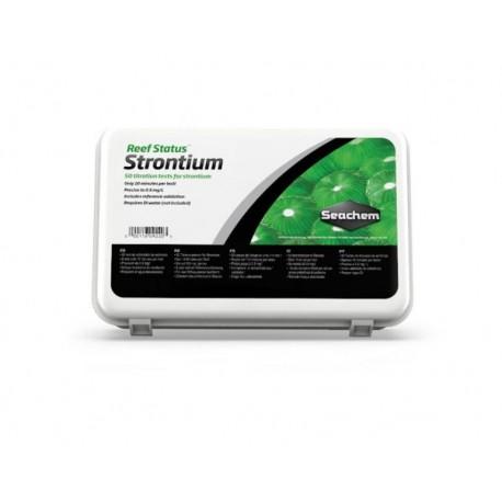Seachem reef status strontium