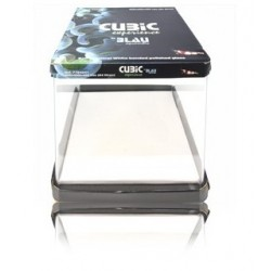 Acuario Cubic 10L - Blau