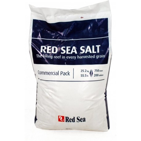 Saco 25 Kg Salt Coral pro
