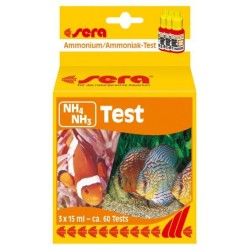 Sera Test de amonio ( NH4 - NH3 )