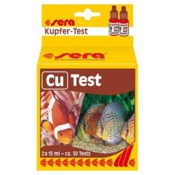 Test CU ( Test de cobre )