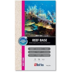 Arena aragonita Reef Pink 10 kg  ( Red sea )