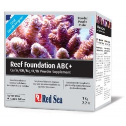 Reef Foundation Pack 3x250 ml Liquidos