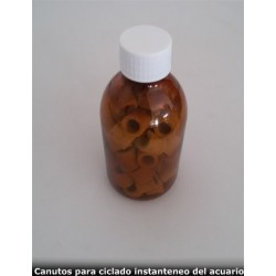 250 ml Canutillos Sera Siporax ciclados