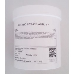 Nitrato potasico 50 gramos