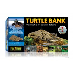 Isla Flotante para tortuga pequeña