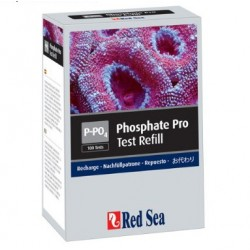 Red Sea : Test kit fosfato pro refill ( 100 test )