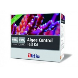 Red Sea : Test kit Multi Alga Control ( Nitratos / Fosfatos )